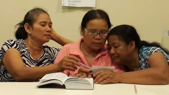 nonsombun women bible